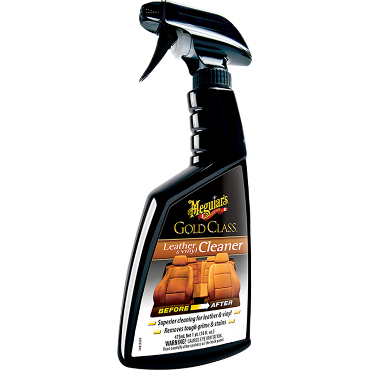 Gold Class Leather&Vinyl Cleaner (spray)