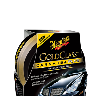 Meguiars Gold Class Paste Wax Carnauba Plus
