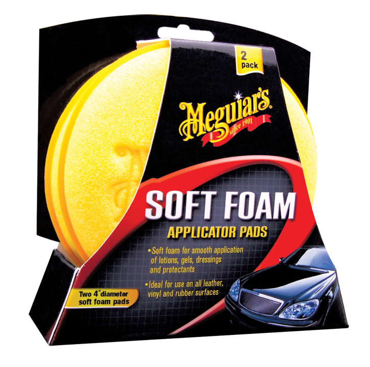 Meguiars High Tech Applicator Pad 2 pak - RN Bilpleje