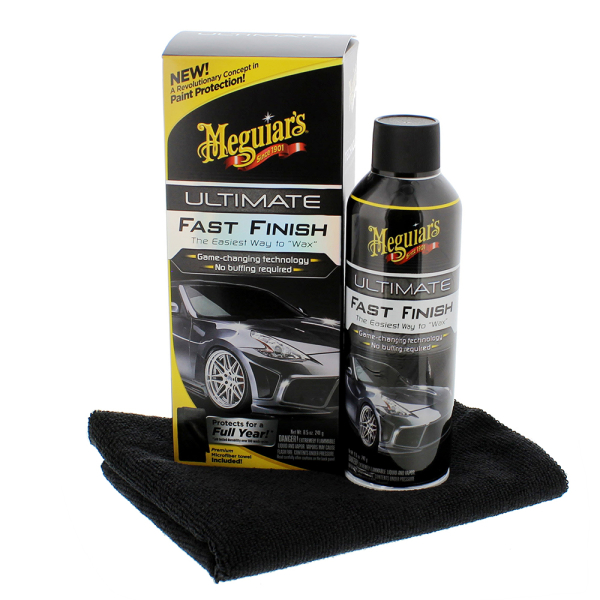 Meguiars Ultimate Fast Finish - RN Bilpleje