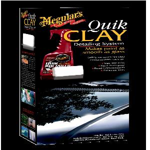 Meguiars Quik Clay Starter Kit - RN Bilpleje