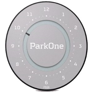 Parkone 2 Space Grey - RN Bilpleje